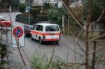Fahrzeug des undokumentierten Polizeieinsatzes StaPo Zürich