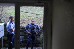 Undokumentierter Einsatz der StaPo Zürich vom 10.01.2011